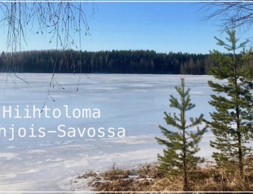 Hiihtoloma Pohjois-Savossa