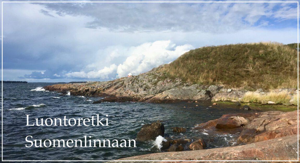 Luontoretki Suomenlinnaan